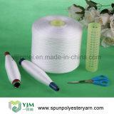 Hilo de coser 20s/2 20s/3 20s/4 del poliester con el tubo teñido