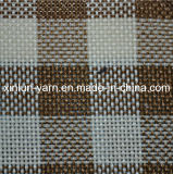 Tissu en polyester 100% polyester pour tissu d'ameublement / sac / chaise