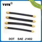 Boyau de frein à air de la basse température SAE J1402 de Yute avec D.O.T
