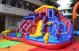 2016 heißes Sale Colorful Backyard Inflatable Water Slide (chsl367)