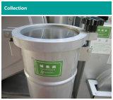 O anúncio publicitário veste a máquina do equipamento da tinturaria da lavanderia PCE