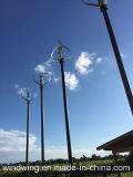 sistema vertical de la apagado-Red del generador de viento 1kw para el uso de la granja