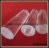 Quartzo branco leitoso opaco Rod de vidro do silicone da alta qualidade