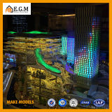 Het mooie Model Van uitstekende kwaliteit van /Building van de Villa Model/het Model van het Huis/het Model van Onroerende goederen/Al Soort de Fabrikant van Tekens