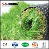 [مولتيكلولور] اصطناعيّة عشب مرج لأنّ حديقة يرتّب بدون رمل