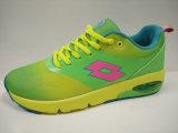 Chaussures de course de jeune type de couleur de sucrerie avec le coussin d'air Outsole