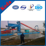Qingzhou Keda Goldbecherkette-Sand-Bagger-Lieferung für Verkauf