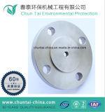 Commande numérique par ordinateur de pièce forgéee de vente d'usine de la Chine usinant la bride de l'acier inoxydable ASTM A105