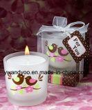 Velas perfumadas de la boda de la cera de la soja para la decoración