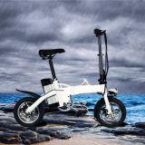Bicicleta elétrica favorável ao meio ambiente com assento ajustável Ebike