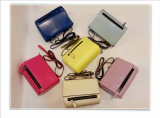 Women의 Shoulder Bag Summer Collections를 위한 Leather의 베스트셀러 Fashionable Mini Designs