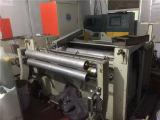 Película plástica del control de alta velocidad del PLC de la segunda mano que raja y máquina el rebobinar