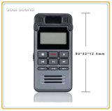 연구 결과 또는 회의 또는 대화 (ID8835)를 위한 소형 디지털 음성 기록병