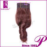 インポートの中国からのインドの寺院の毛の拡張安い3束の