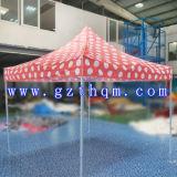 Складчатость пробки напольного алюминиевого раздувного квадрата шатра случая стальная/шатер кронштейна