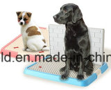 Het nieuwe Toilet van het Huisdier van het Dienblad van het Toilet van de Hond Draagbare Plastic Onbenullige