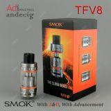 Smok Tfv8 Wolken-Tier-Becken mit V8-T8 V8-Q4 Ring