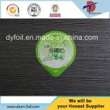 Aluminiumfolie-Dichtungs-Kappe für Joghurt-Cup