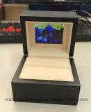 Rectángulo antiguo hecho a mano de madera modificado para requisitos particulares romántico del rectángulo video