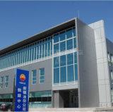 Aluminiumbienenwabe-zusammengesetzte Panel-Gebäude-Metallfassade