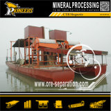 Машинное оборудование минеральный обрабатывать штуфа золота извлекает сепаратор золота утюга магнитный