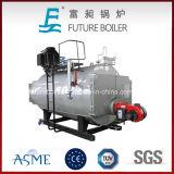 Caldeira de vapor nova do petróleo de gás do projeto de China, peças da caldeira