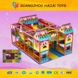 Neuestes Design Chocolate Indoor Playground für Kids (A-15263)