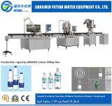 Planta de embotellamiento del agua/agua pura/agua mineral/máquina de rellenar