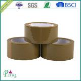 상자 밀봉을%s 높은 접착 브라운 OPP 접착성 패킹 테이프