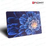 Cartão do PVC Em4200 RFID do Plástico da Proximidade 125kHz