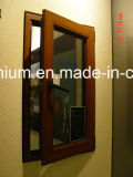 Alu-Wood Tilt and Turn Window