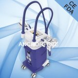 Drenaggio ultrasonico di Cavitation+Vacuum Liposuction+Lymphatic che dimagrisce Liposuction del laser (figura di Vaca)