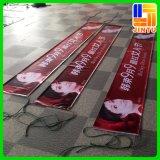 Bandiera d'attaccatura esterna del PVC di stampa di Digitahi per fare pubblicità