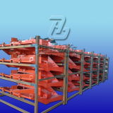 Heißes BAD, das Soem-Stahlherstellungs-Teile galvanisiert