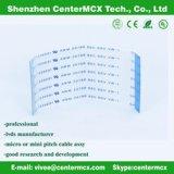 Weißes elektronisches FFC Überbrückungsdraht-Kabel des Flachkabel-