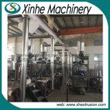 Máquina plástica de la protuberancia de la alta cantidad para la cadena de producción del perfil del PVC Wwod