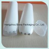 Rolo de forma oval em tubo de plástico com 3 bolas de metal
