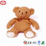 안아주고 싶은 고아한 견면 벨벳 연약한 채워진 귀여운 장난감 곰 장난감