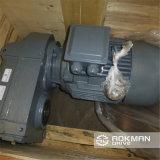 Sew a caixa de engrenagens paralela do redutor da engrenagem eixo de Faf do torque elevado padrão