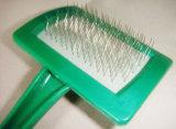 Brosse de nettoyage de toilettage d'animal familier, brosse de nettoyage de chien