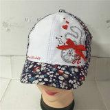 女の子のための蝶様式の方法子供の帽子