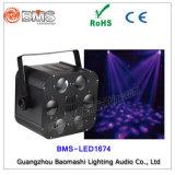 Augen LED-sechs beleuchten (3*3W RGB LED Disco-/Nachtklub-Licht)