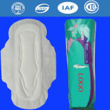 2015 neues Sanitary Napkins mit Soft Cotton (Mc018)