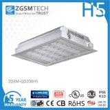 200W IP66 LED 주유소를 위한 천장에 의하여 중단되는 닫집 빛에 40W