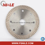 "Diamante Turbo Saw Rebolo de Corte (115mm 4.5 "")"