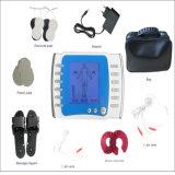 El electrodo rellena el Massager electrónico del pulso