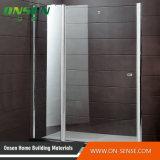 Quarto de chuveiro Walk-in de alumínio para o banheiro