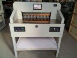 専門の製造業者のペーパーカッターのペーパー打抜き機(WD-7208PX)