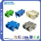 Accoppiatore di fibra ottica duplex dello Sc