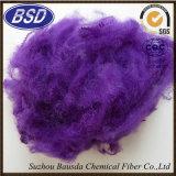 Anti-Verzerrung nichtgewebte Gewebe-Gebrauch-Polyester-Spinnfaser PSF